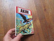 PETIT FORMAT BD AKIM 74 mon journal 2000