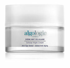 Algologie Cellular night cream renew,refine,firm reduce lines & sags 50ml unisex