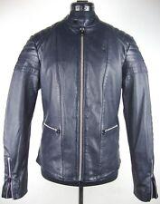 G-Star Raw Biker Jacket Women Leather señora chaqueta de cuero chaqueta talla M nuevo con denominaremos