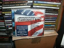 FAHRENHEIT 9/11,FILM SOUNDTRACK,SONGS AND ARTISTS THAT INSPIRED