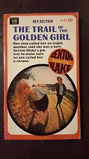 "Rex Dolphin, ""Trail of the Golden Girl,"" 1969, Macfadden Books 60-407, VG, 1st"