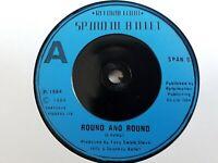 "Spandau Ballet - Round And Round 7"" Vinyl Single"