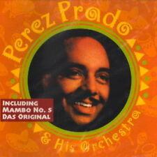 Perez Prado & His Orchestra Same (Mambo No. 5, Go Go Mambo) Universe CD