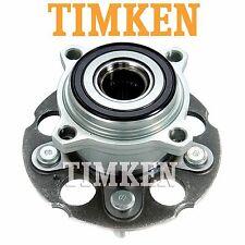 For Acura Honda CR-V Rear Wheel Bearing & Hub Assembly Timken HA590204