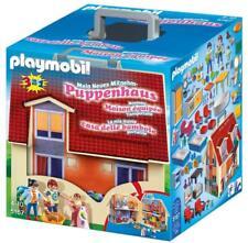 PLAYMOBIL 5167 - 3 in 1 - Neues Mitnehm-Puppenhaus