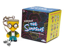 Smithers - The Simpsons Crap-Tacular Keychain Series x Kidrobot - Brand New