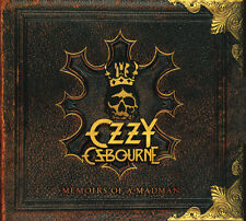 Memoirs of a Madman 0888750156525 by Ozzy Osbourne CD