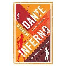 Inferno (Alma Classics Evergreens), Dante Alighieri, New Book