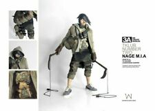 3A ThreeA Ashley Wood TKLUB NUMBER ONE & TWO OROSHI & NAGE TK Tomorrow KIng 1 2