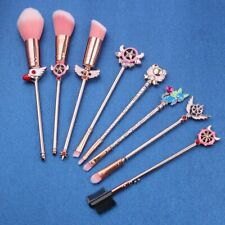 Cardcaptor Sakura Makeup Brushes Set Cosplay Cosmetic Brush Kits Tool sets