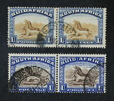 Ckstamps: Gb South Africa Stamps Collection Scott#29 Used 2 Shades