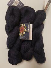 New listing Mirasol Nuna 3 Skeins Wool/silk/viscose Yarn Color 1035
