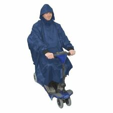 Aidapt Deluxe Scooter Chair Rain Weather 100 Waterproof Protection Poncho