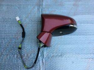 LEXUS GS450H GS350 LHD LEFT DRIVER SIDE VIEW MIRROR OUTSIDE OEM 87940-30D90