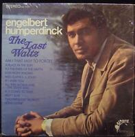 ENGELBERT HUMPERDINCK the last waltz LP VG+ PAS 71015 Vinyl 1967 Record