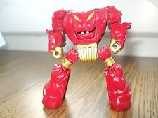 VINTAGE Rare Bandai Japan 1985 GO Bot robot Rock Lords Brimstone Action Figure