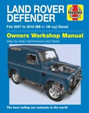 Land Rover Defender Car Service & Repair Manuals