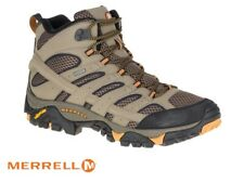 Merrell Moab Mid 2 Gore-Tex GTX Shoes Men's -Walnut J06057