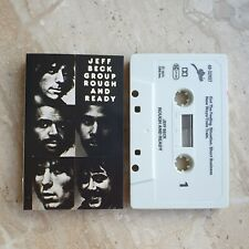 EFF BECK - GROUP ROUGH AND READY CASSETTE 1971