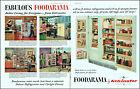 1959 Kelvinator Foodorama Refigerator Freezer Kitchens retro photo print ad L87