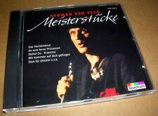 MEGA RARE VINTAGE IMPORT - HERMAN VAN VEEN MEISTERSTUCKE CD SPECTRUM GERMANY