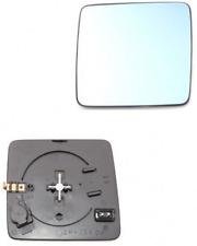 Spiegelglas Außenspiegel Rechts Heizbar Konvex Blau Electrisch MERCEDES 190 W201