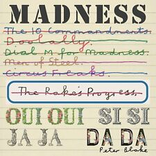Madness  'Oui Oui Si Si Ja Ja'  + 3 Bonus Tracks   (CD)    **Brand New **