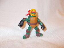 Action Figure Teenage Mutant Ninja Turtles 2012 Helmet Raphael 4 inch