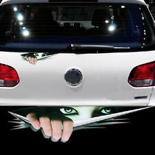 Creative 3D Peeking Car Sticker Truck Window Decal Graphics Vinyl Sticker Decals