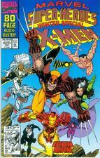 Marvel Super-Heroes Vol. 2 # 8 (story sampler, 80 pages) (USA,1991)