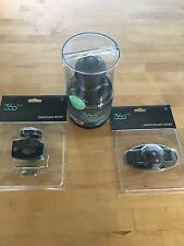 360fly HD ACTION WiFi PANORAMIC 360* Video Camera 32GB w/ Mounts Sealed NEW