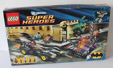 Lego ® 6864-Super Heroes: Batman-Batmóvil y Two-Face persecución