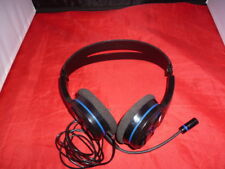 PS4 CUFFIE HEADSET MARCA GAMESTOP _ per Console Sony PS4
