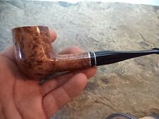 PIPA MOLINA LISCIA SMOOTH MOD CHIARA 2 PIPE PFEIFE SMOKING  NEW + ACCENDINO PIPA