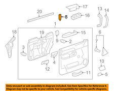 GM OEM-Door Lock Knob Post Pin 15844616