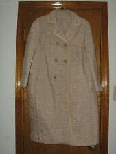 Vintage Women's Couture Specialties Spindrift Seersucker Nylon Coat Wind & Rain
