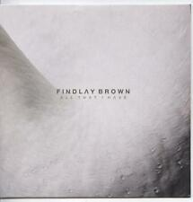 Findlay Brown - All That I Have (6 Track Promo CD)