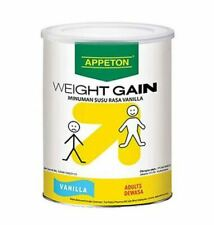Appeton Weight Gain Powder 1 Can 900g for Adult Increase Body Weight Free Ship