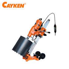 "Cayken 10"" Diamond Core Drill Concrete Drill With Adjustable Stand Scy-2550Bce"