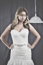 beautiful bridal sash, bridal belt, beaded belt