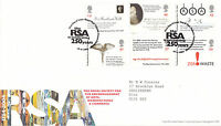 10 AUGUST 2004 ROYAL SOCIETY OF ARTS ROYAL MAIL FIRST DAY COVER BUREAU SHS (v)