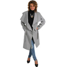 Mantel Hellgrau in Damen Pullover & Strickware günstig