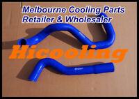 Silicone radiator hose GU Y61 TD42 4.2L DIESEL 12/1997-ON Blue for NISSAN PATROL