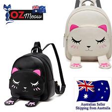 Super Cute Girls Cat Backpack   Perfect Gift For Kids Toddler Cartoon School Bag