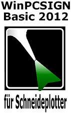 software für Schneideplotter für download einfach zu gebrauchen Winpcsign Basic