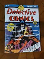 Detective Comics # 31 1939 Golden Age Replica Edition ☆☆☆☆