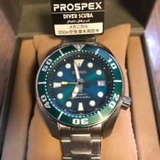 2018 Seiko Prospex Limited Model SZSC004 Sumo 200m Diver Scuba Green