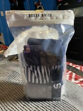 New Lot 3 Mens Large Express Boxer Brief-Underwear