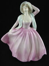 PRETTY COALPORT FIGURINE - CATHY