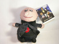 "The Addams Family Uncle Fester 6"" Singing Squeezer Plush Toy Theme Song 2019 NEW"